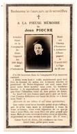 Souvenir Deces Poilus Auberive Religieux Caporal 108 ème R.I - Devotion Images