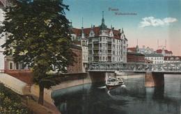 Allemagne : POSEN : Wallischeibrucke - Posen