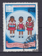 Madagascar 1979 Mi. 845     10 Fr UNICEF Internationales Jahr Des Kindes - Madagaskar (1960-...)