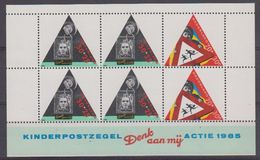 Nederland 1985 Kinderpostzegels M/s ** Mnh  (41903) - Blokken