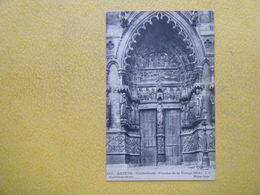 AMIENS. La Cathédrale. Le Porche De La Vierge Mère. - Amiens