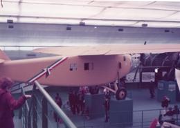 Oiseau Canari -  Musée De L'Air - Juillet 1977 - Aviazione