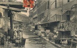 La Bievre . Les Tanneries . Fabrique De Cuir. Tannery . Leather Factory - Ambachten