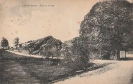 Mortehan , Rue Du Terme ; N° 9 ( Cachet étoile Cugnon ) - Bertrix