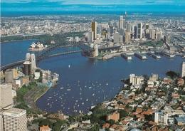 Sydney Aerial View 1985 - Sydney