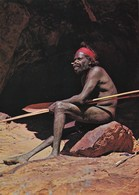 Australian Aboriginal Tribesman W Spear - Australie