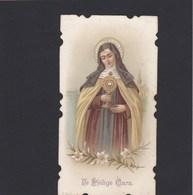 Bedevaartprent De Heilige Clara - Religion & Esotericism
