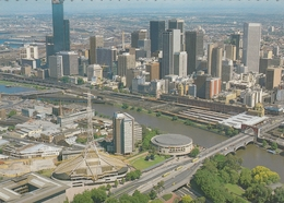 Melbourne The Victorian Arts Centre - Melbourne