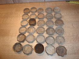 Lot De Bouchon De Grenades A Manche  Allemande 14-18 N°2 - 1914-18