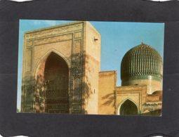 84291    Uzbekistan,   Mausoleum Gur-Amir,  General View,  NV - Uzbekistan
