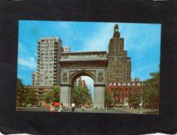 84298    Stati Uniti,  Washington Arch In  Washington Square Park,  New York City,  VG - New York City