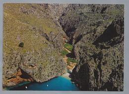 ES.- MALLORCA Baeares Espana. SA CALOBRA. Torrente De Pareys. Torrente De Pareis. - Mallorca