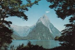 New Zealand Southland , Mitre Park , Milford Sound 1975 Nice Stamps - Nouvelle-Zélande