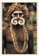 Papua New Guinea - Asmat Warrior - Papouasie-Nouvelle-Guinée