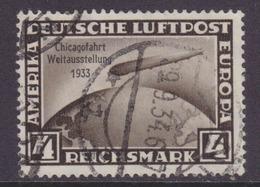 DR MiNr. 498 Gest. - 4 M. Chicagofahrt - Gebraucht
