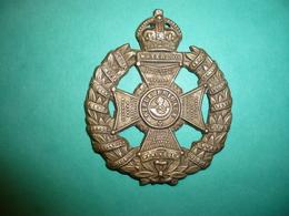 Insigne Anglais Rifle Brigade 1914 - 1914-18