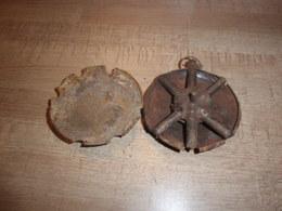 Grenade Tortue D'exercice 14-18 N°2 - 1914-18