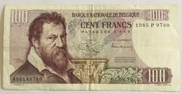 Banque Nationale De Belgique - Cent Francs - 1972 - [ 2] 1831-... : Royaume De Belgique