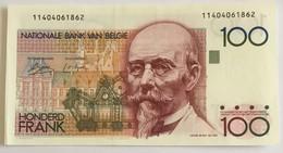 Banque Nationale De Belgique - Cent Francs - [ 2] 1831-... : Royaume De Belgique