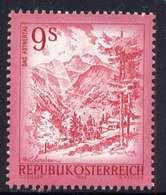 Timbre Neuf** D'autriche, N°1559 Yt, Paysage, Asten En Carinthie, Les Dolomites - 1945-.... 2ème République