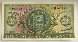 The States Of Guernsey - 1£ - Guernsey