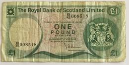 The Royal Bank Of Scotland Limited - 1£ - [ 3] Scotland