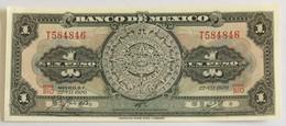 El Banco De Mexico S.A. - Un Peso - 1970 - Mexique