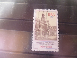 AFRIQUE DU SUD  TIMBRE  REFERENCE  YVERT N° 479 - Afrique Du Sud (1961-...)