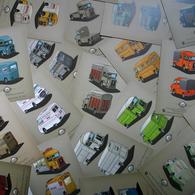 Cartes Postales Citroen Hy Type H H Van 20 Modèles - Camions & Poids Lourds