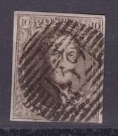 N° 10 Margé : 132 WETTEREN COBA +12.00 - 1858-1862 Medallions (9/12)
