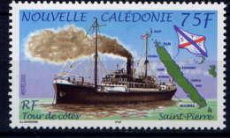 """NCE - 945** - VAPEUR """"St PIERRE"""" - Nouvelle-Calédonie"""