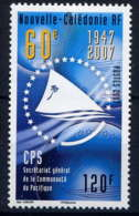 NCE - 994** - 60è ANNIVERSAIRE DU C.P.S. - Nouvelle-Calédonie