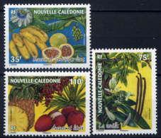 NCE - 1026/1028** - FRUITS TROPICAUX - Nouvelle-Calédonie