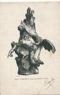 Statuaire Jacques Villeneuve Né à Bassan Sculpture Prométhée - France