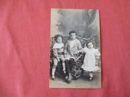 RPPC  Children --French Wellington ?? New Zealand    Ref 3177 - Postcards