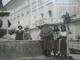 D162798 Romania  Baile Herculane  RPPC  Real Photo Postcard 1931 - Romania