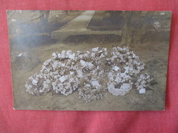 RPPC By French & Son---  Floral Display  New Zealand    Ref 3177 - Postcards