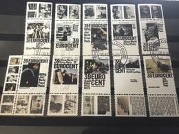 Nederland / The Netherlands - Complete Set 50 Jaar World Press Photo 2005 - Periode 1980-... (Beatrix)