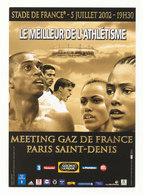 MEETING GAZ DE FRANCE PARIS - Athlétisme