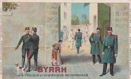 BYRRH VIN TONIQUE ET HYGIÉNIQUE RECOMMANDE - Publicité