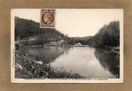 CPA-environs De CHATEAU-CHINON (58) -Aspect Du Réservoir De L'Usine électrique De La Pierre-Glissotte Dans Les Années 30 - Chateau Chinon