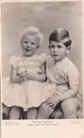 PRINCE CHARLES @ PRINCESS ANN - Royal Families
