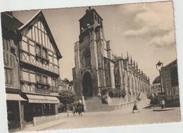 DAV : Calvados :  LISIEUX :  église  St  Jacques - Lisieux