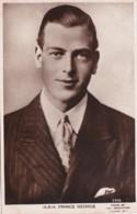 H.R.H. PRINCE GEORGE - Royal Families