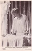 PRINCESS MARY.VISCOUNTESS LASCELLES WITH SON GERALD DAVID - Royal Families