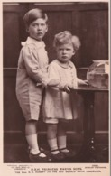 PRINCESS MARY'S SON - HUBERT @GERALD DAVID - Royal Families