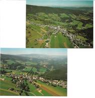 1695n: 2 AKs 8654 Fischbach, Ungelaufen - Weiz