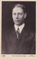 H.R.H.  DUKE OF YORK - Royal Families