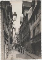 DAV : Calvados :  LISIEUX : La  Rue  Aux  Fêves - Lisieux