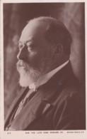 H.M. THE LATE KING EDWARD V11 - Royal Families